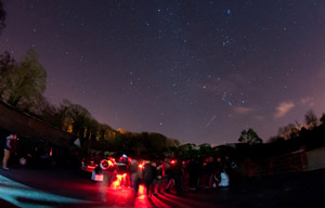 Dark Sky Discovery Night 9th November – *GOING AHEAD*