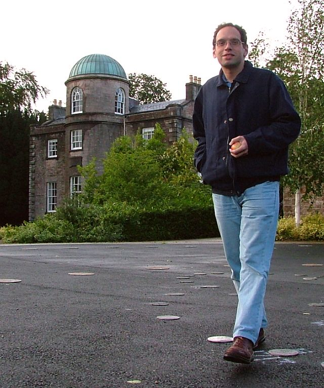 23rd January – Lecture – Dr Tolis Christou, Armagh Observatory
