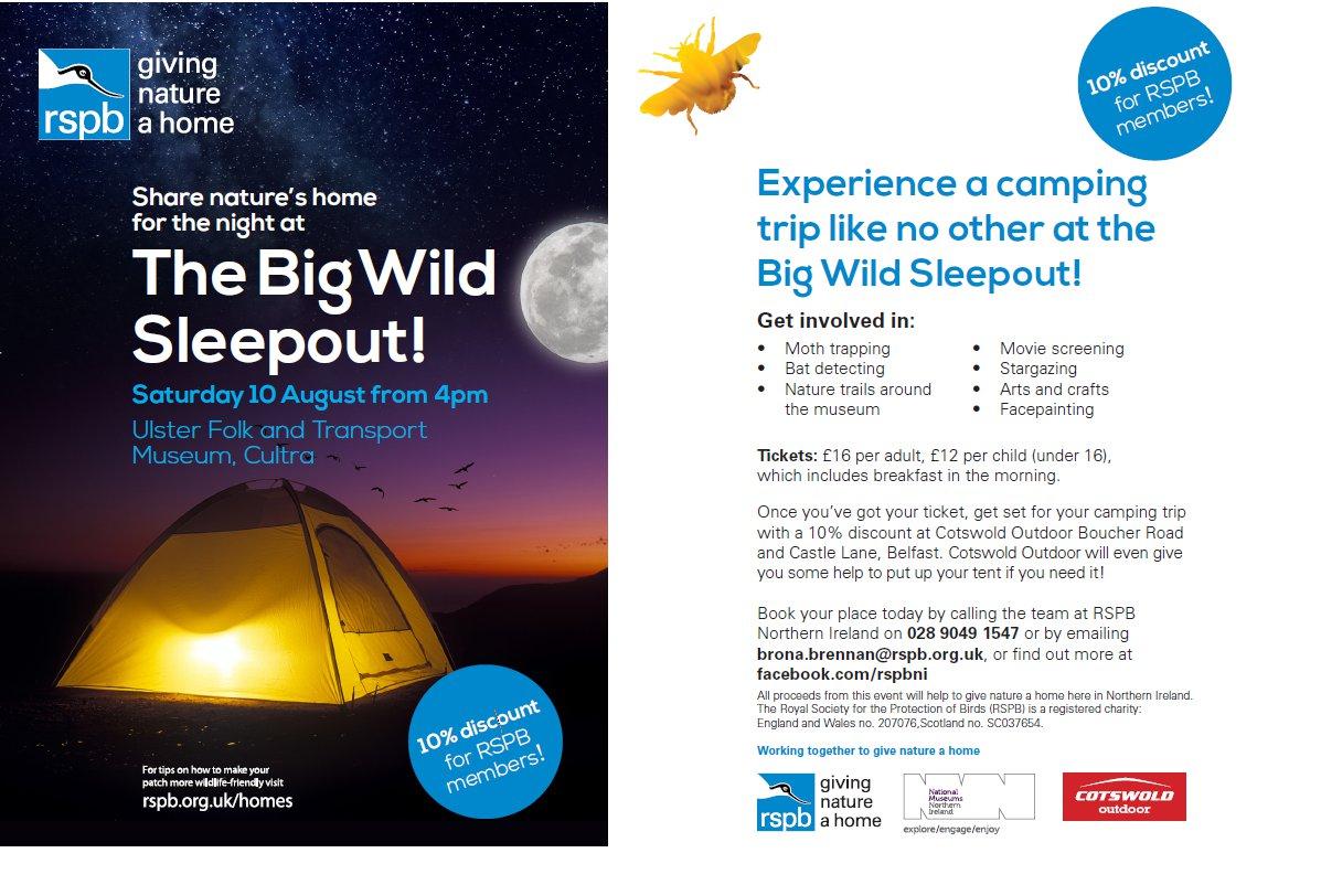 Big Wild Sleep Out