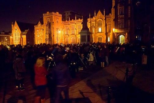 QUB Moonwatch
