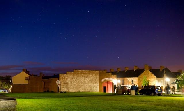 Folk Museum Starscape
