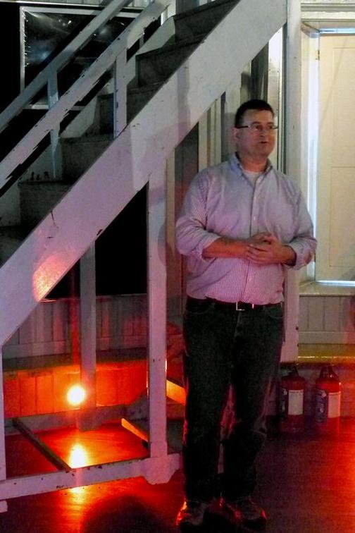 John Flannery at Solarfest