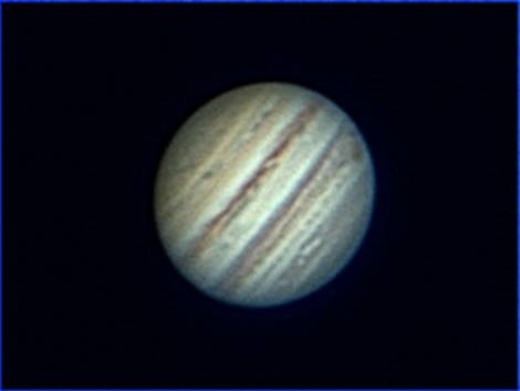 Jupiter by John Hall