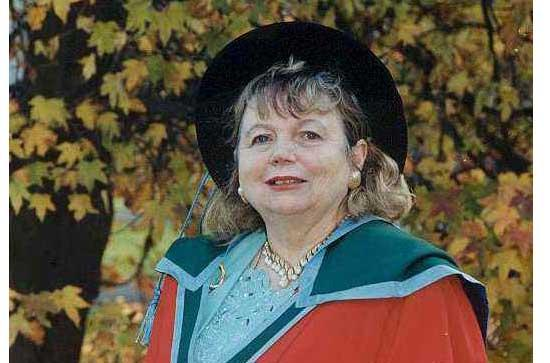 Prof Susan McKenna-Lawlor