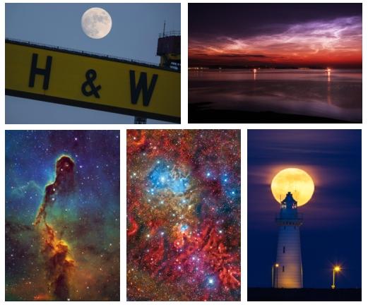 Heavens Above, Bangor