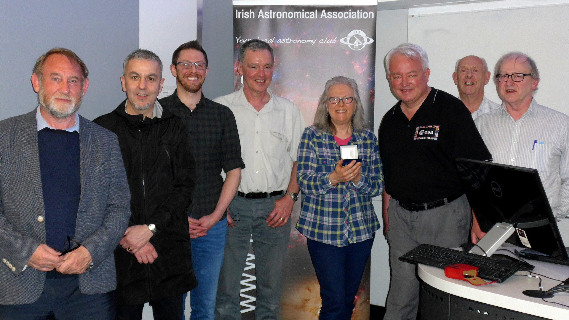 New IAA Council elected