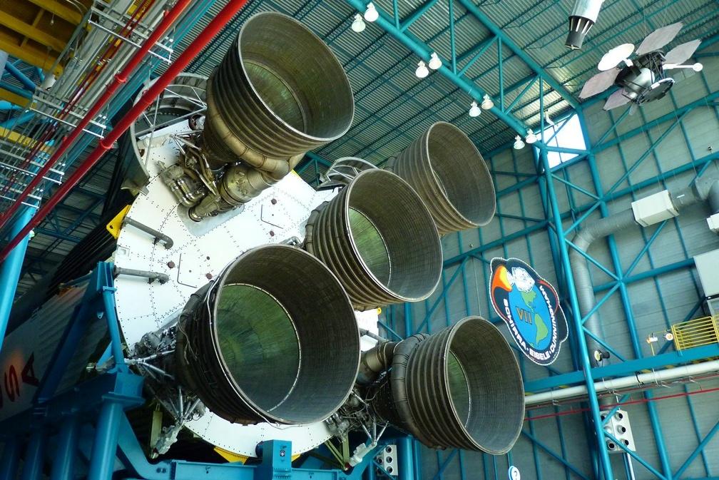 Saturn V atKSC