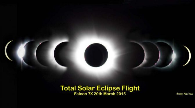 Eclipse 20th March 2015